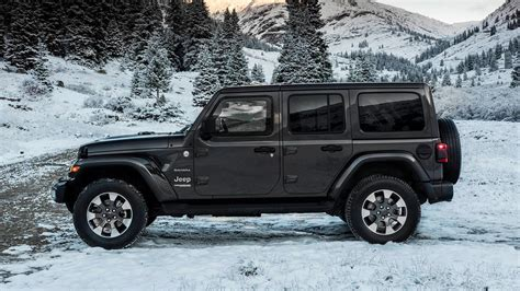 100 Hot Cars » Jeep Wrangler