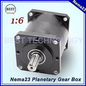 Planet Motors : nema23 motor planetary reduction ratio 1 6 planet gearbox 57mm motor speed reducer planetary ~ Gottalentnigeria.com Avis de Voitures