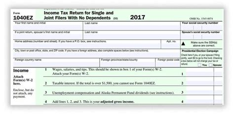 Where to Find Adjusted Gross Income On Tax Return