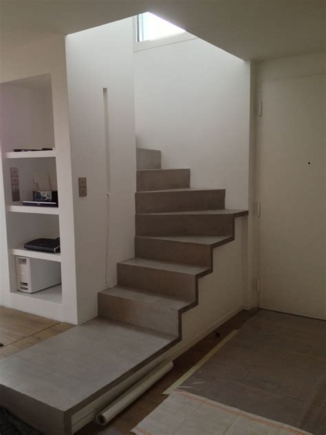 beton cire escalier interieur b 233 ton cir 233 sols et escaliers b 233 ton cir 233 d 233 coratif