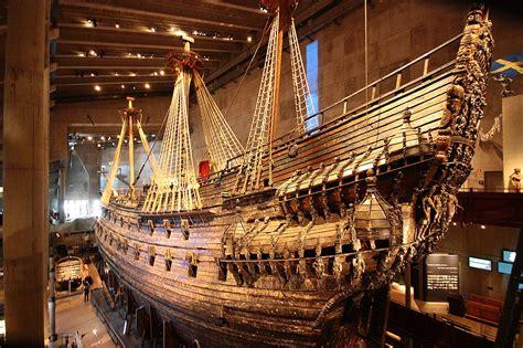 Stoccolma Museo Vasa museo vasa il forziere di stoccolma articoli il