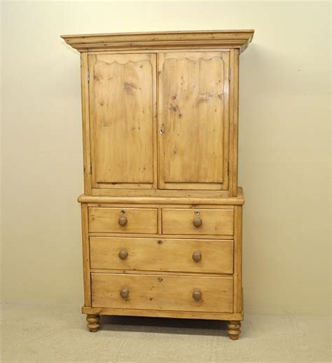 Antique Cupboard by Antique Pine Housekeeper S Cupboard 270130