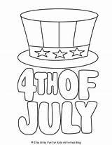 July 4th Coloring Patriotic Printable Freebies Fast Kidsactivitiesblog Source sketch template