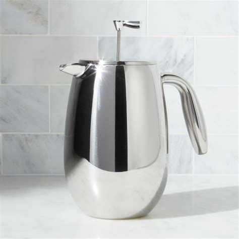 bodum columbia  ounce stainless steel double wall