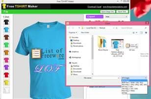 shirt designer software 6 best free t shirt design software for windows