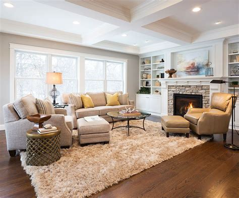 9 tips for arranging furniture in a living room or family