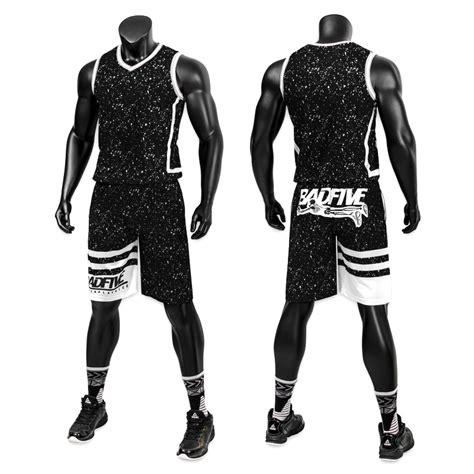 boy mens basketball jersey sets  pockets bad