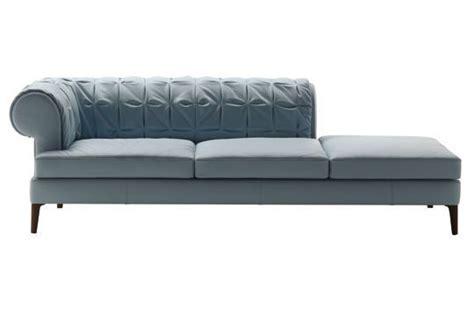 poltrona frau canapé en cuir notre sélection de fauteuils et méridiennes pour un salon