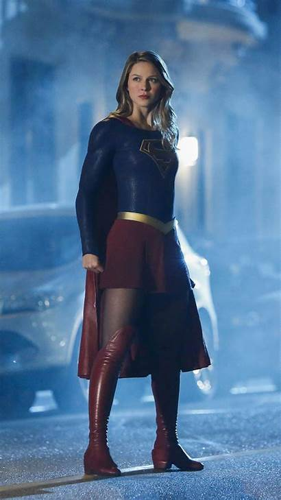Supergirl Tv Wallpapers 4k Melissa Benoist Iphone