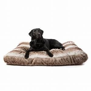 Matratze 100 X 70 : hondenkussen of kattenkussen imitatiebont 60x45 cm de hebberij ~ Markanthonyermac.com Haus und Dekorationen