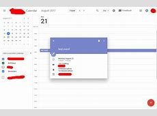 Revamped Google Calendar UI for Desktop Spotted in Leaks