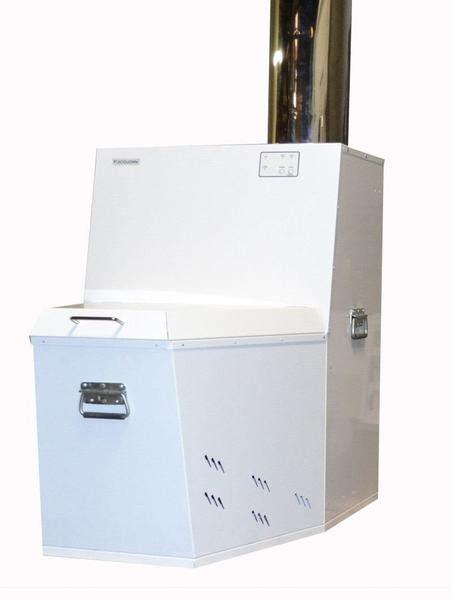 Ecojohn Sr12 D Series Waterless Incinerating Toilet