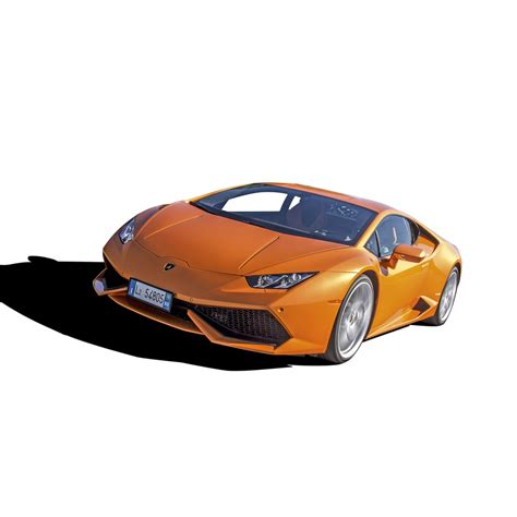 And Lamborghini by Lamborghini Hurac 225 N 1 10 Model Race Car Kit
