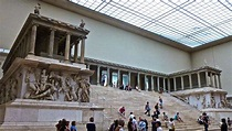 DriveByCuriosity: Traveling: Pergamon Museum, Berlin