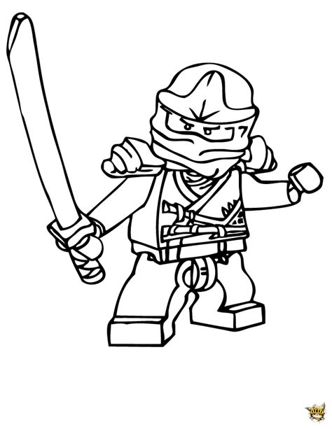 HD wallpapers imprimer coloriage de ninjago
