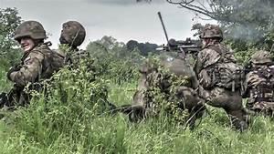 Polish Army Ambush On Romanian Army