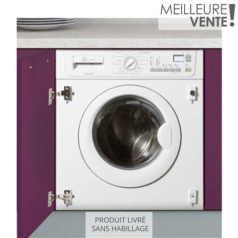 lave linge hublot encastrable lave linge encastrable lave linge hublot encastrable electrolux ewg 127410 w chez boulanger