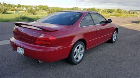 Flat Irons Acura by 2001 Acura Cl Type S Ct Engineering Comptech System