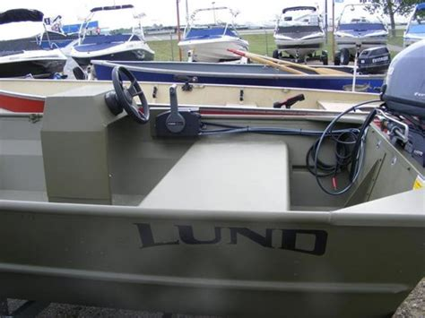 1648 Jon Boat For Sale by Lund Jon Boat 1648 Mt 2016 New Boat For Sale In Nanton