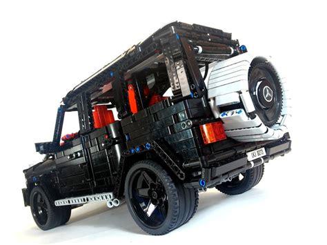 lego technic mercedes amg moc mercedes g63 amg lego technic mindstorms model team eurobricks forums
