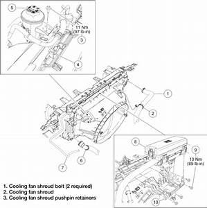 Solved  Engine Cooling System Component Location Diagrams For Ford Expedition And Lincoln Navigator