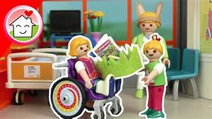 playmobil ostern im krankenhaus familie