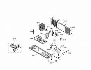 Bosch Refrigerator Freezer Door Parts