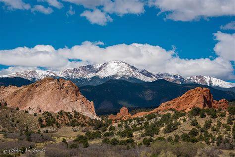 peak lighting colorado springs pikes peak garden of the gods photos