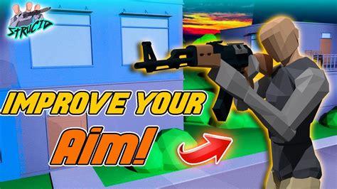 god  aim  strucid improve  aiming