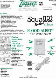 258 1 10 0763 Product Overview Fm1617 Aquanot Flood Alert