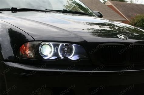Bmw Halo Lights by 2005 Bmw M3 Shines With Bmw Led Halo Rings Ijdmtoy