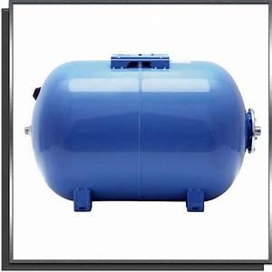 Reservoir A Vessie 200l : cuve r servoir membrane horizontale 100 litres aquapress cot eau ~ Nature-et-papiers.com Idées de Décoration