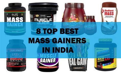 Best Gainer Supplement 8 Best Weight Mass Gainer Supplements In India 2018