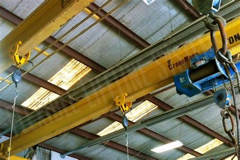 cranes flexible lifeline systems