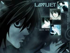 L Lawliet Wallpaper - L Wallpaper (37139742) - Fanpop