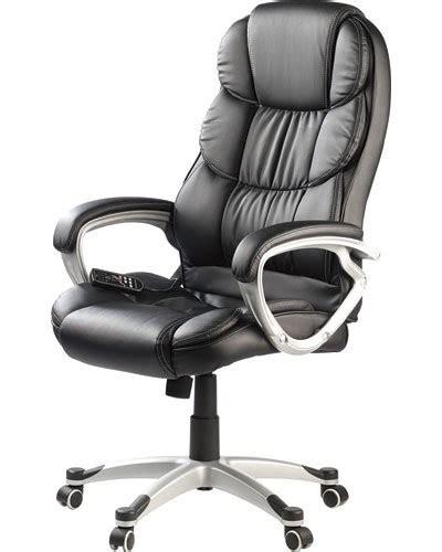 fauteuil bureau massant fauteuil de bureau massant avec roulettes et 8 programmes