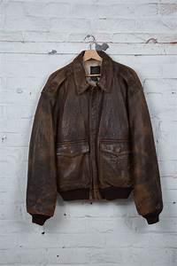 Blouson Cuir Aviateur Homme : veste aviateur vintage avirex cuir cuir vintage ~ Dallasstarsshop.com Idées de Décoration
