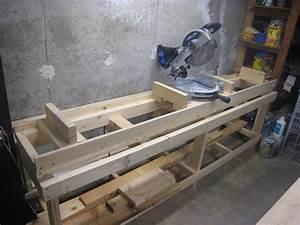 Workshop Miter Saw Stand - Fine Homebuilding