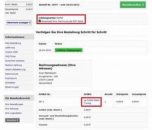 Rechnung Symbol : ihre bestellung kunden login download rechnung ~ Themetempest.com Abrechnung