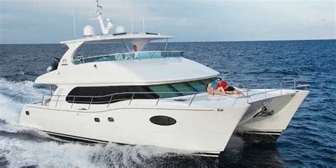 Power Catamaran Boat Names by Types Of Powerboats And Their Uses Boatus