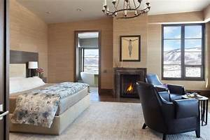 rustic vacation home in aspen with contemporary style With home interior decoration llc