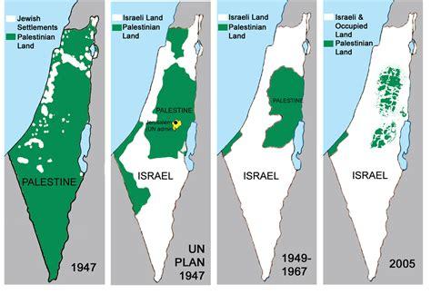 maps loss  land palestine portal