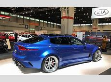 2018 Kia Stinger GT by West Coast Customs 2018 Chicago