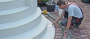 Farbe Für Beton Aussen : au entreppe sanieren mit marmorgranulat bauen renovieren news f r heimwerker ~ Eleganceandgraceweddings.com Haus und Dekorationen