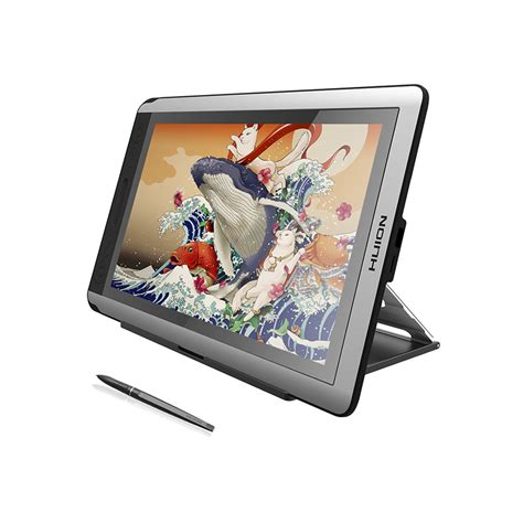 huion kamvas gt hd   tablet monitor digital
