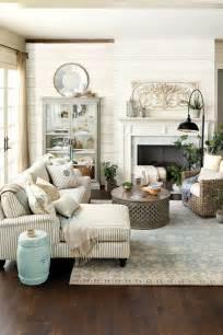 cozy home interiors 45 comfy farmhouse living room designs to digsdigs