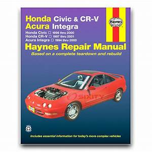 Acura Integra Gsr Repair Manual Pdf