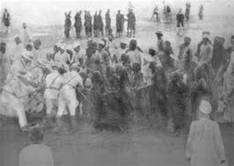 british imperialism  gandhi protest timeline