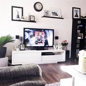 Best shelf above tv ideas on living room