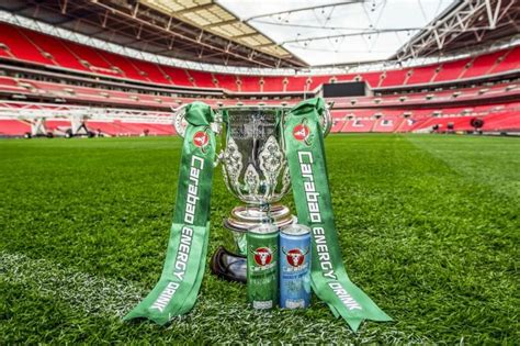 "EFL Cup is rebranded as ""Carabao Cup"" with the first round ..."